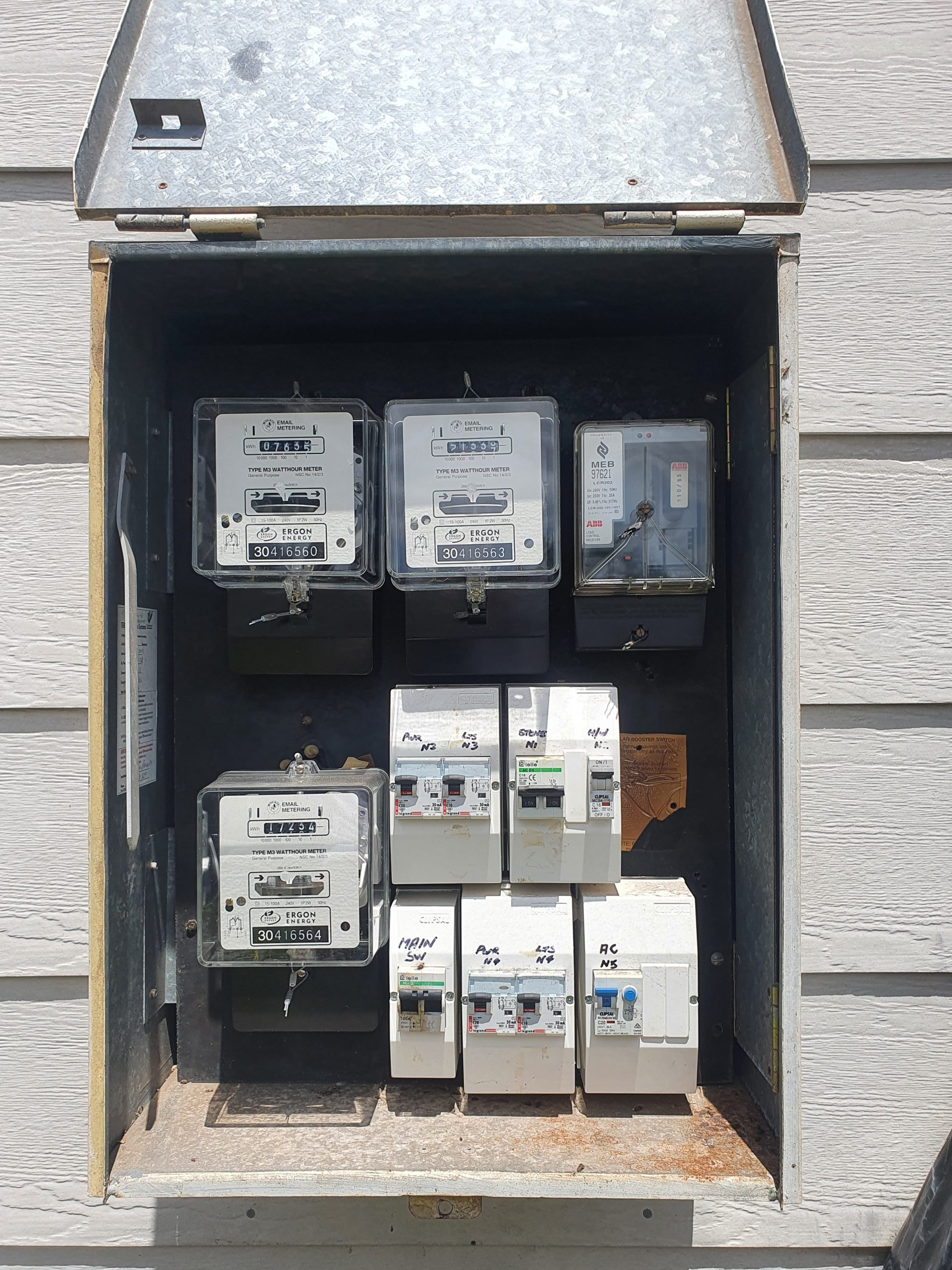 Is My Meter Box Compliant?